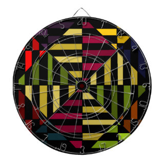 Custom ProfiledInk Dart Board