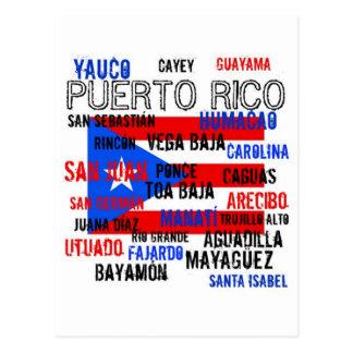 Custom Puerto Rico > San Juan, Ponce Postcard