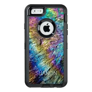 Custom rare mineral rock iPhone 6 Otterbox case