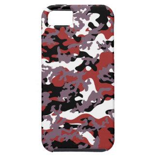 Custom Red Camo iPhone 5 Case-Mate Vibe