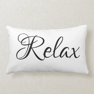 "Custom, ""Relax"" Lumbar Cushion"