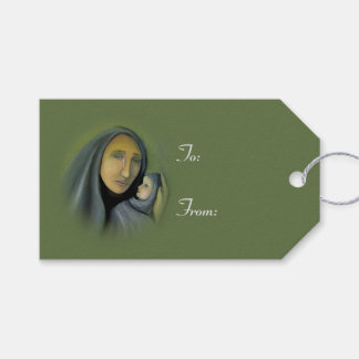 Custom Religious Christmas Nativity To:  From: Gift Tags