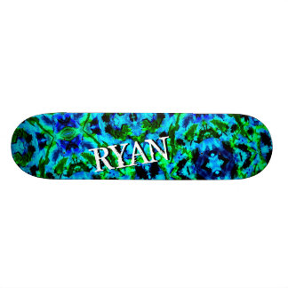 Custom Retro Sick Skateboard Deck