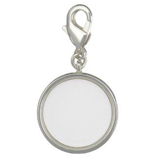 Custom Round Charm