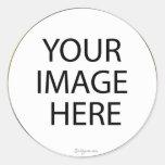 Custom Round Envelope Seals / Stickers