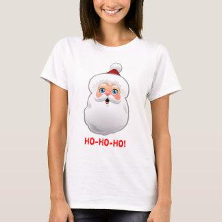 Custom Santa Claus T-Shirt