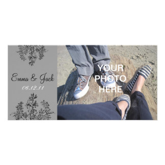 Custom Save the Date Personalized Photo Card