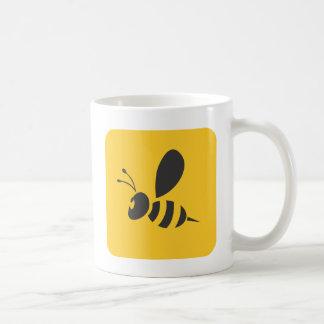 Custom Shirts :  Elegant Bee Icon Shirts Coffee Mugs