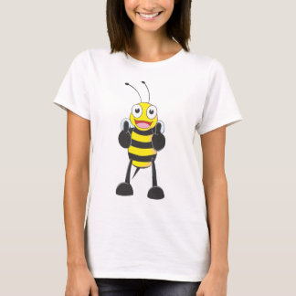 Custom Shirts : Thumbs up Bee Shirts