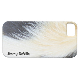 Custom Skunk Pelt Graphic iPhone Case