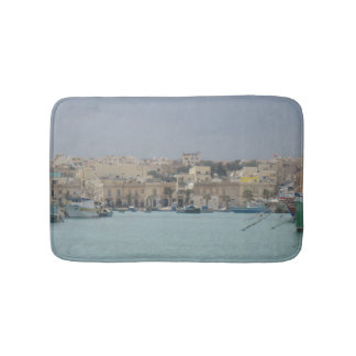 Custom Small Bath Mat. Malta. Bath Mat