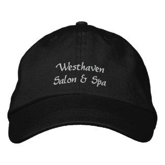 Custom Spa Embroidered Cap Baseball Cap