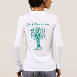 Custom Spiny Florida Lobster Shirt