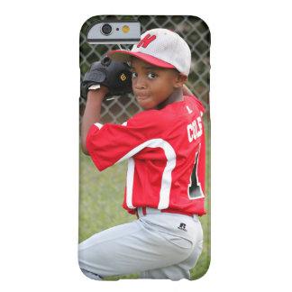 Custom Sports Photo iPhone 6 Case