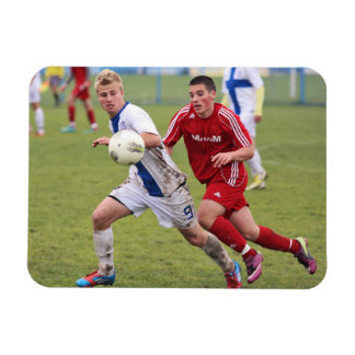 Custom Sports Photo Magnet