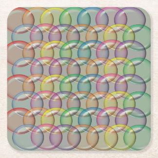 Custom Square Coasters Square Paper Coaster