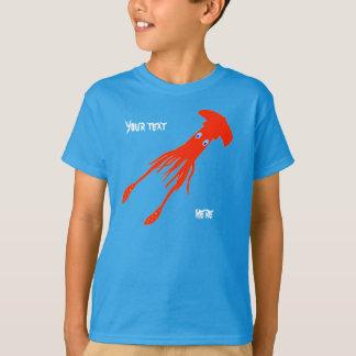 custom squid shirt