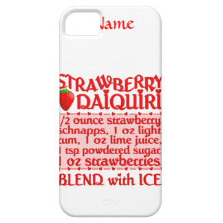 Custom Strawberry Daiquiri iPhone 5 Case-Mate iPhone 5 Covers