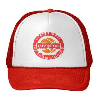 Custom Street Ball Champions Cap