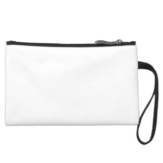 Custom Suede Clutch Bag