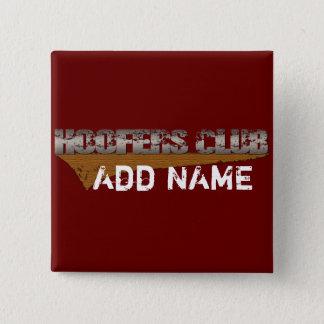 Custom Tap Dance Gifts 15 Cm Square Badge