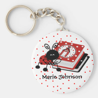 Custom Teacher's Key Chain