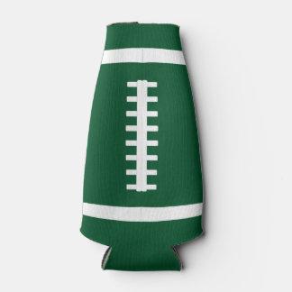 Custom Team Color & Name Football Bottle Sleeve Bottle Cooler