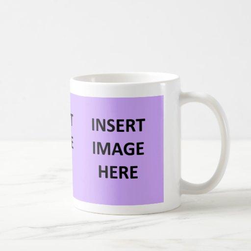 Custom Template to Make Your Own Mug