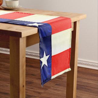 Custom Texas Flag Table Runner