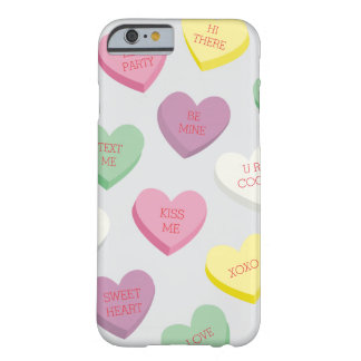 CUSTOM TEXT Candy Conversation Hearts Case