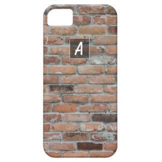Custom Textured Brick iPhone SE + iPhone 5/5S Case