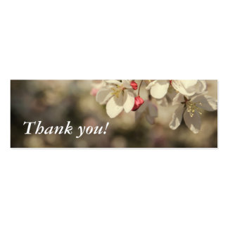 Custom Thank You card for volunteers Business Card Templates