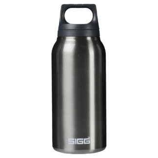 Custom Thermo (0.3L), Smoked Pearl Insulated Water Bottle