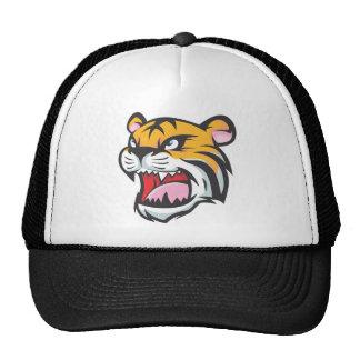 Custom Tiger Roar Cartoon Hat