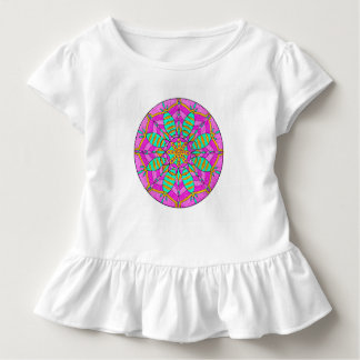 Custom Toddler Tshirt with Ruffle