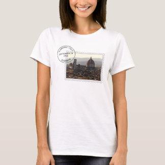 Custom Travel Destination T-Shirt