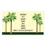 Custom Tropical Island Palm Tree Ocean Beach Theme