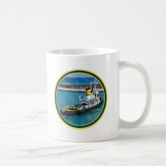 Custom Tug Boat Mug