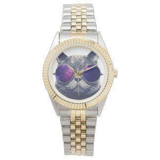 Custom Two-Tone Bracelet Watch