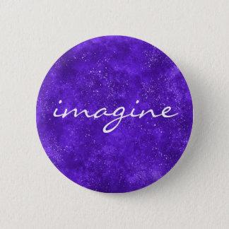Custom ultra violet button