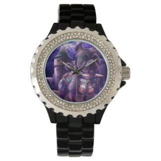 Custom Watch Franky The Pitbull Frankenstein
