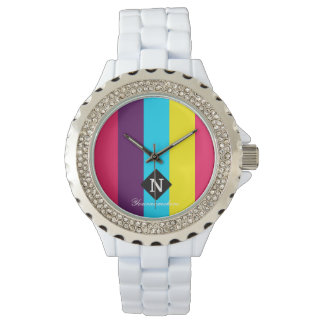Custom Watch With 4 Combining Color