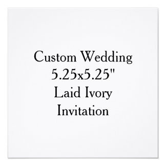 Custom Wedding Bachelor Party Invitation