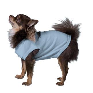 Custom Wedding Doggie Ribbed Tank Top Dog T Shirt