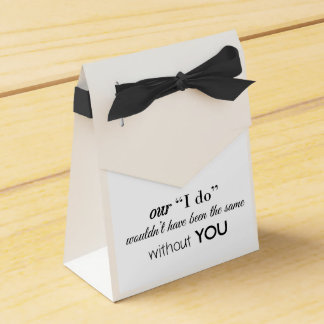 Custom Wedding Favor Box Favour Box