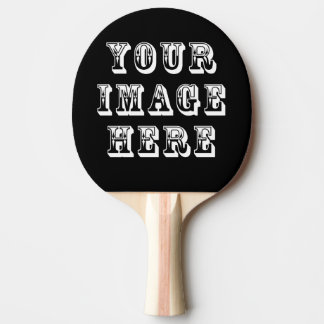 Custom Wedding Favor Ping Pong Paddle