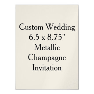 Custom Wedding Gift Invitation to personalize