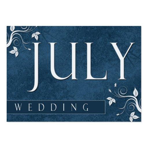 Custom wedding logo cards business card template