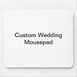 Custom Wedding Mousepad