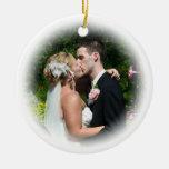 Custom Wedding Ornament